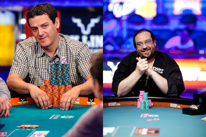 Poker Hall of Fame Announces 2016 Members: Todd Brunson and Carlos Mortensen 0001