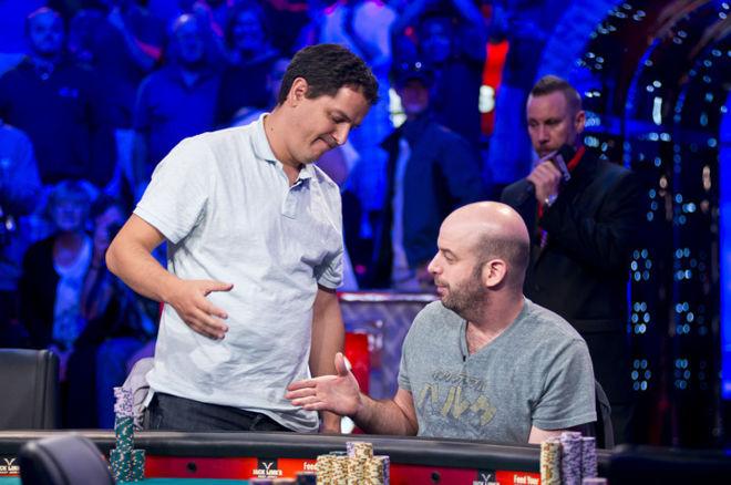 Carlos Mortensen primer europeo en el Poker Hall of Fame 0001