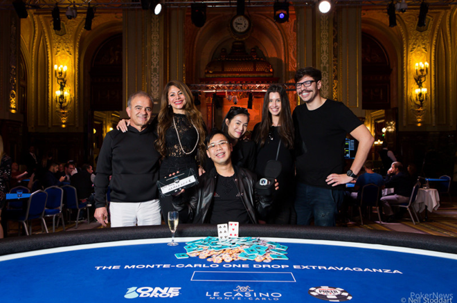 Elton Tsang Pobednik Turnira Big One For One Drop Extravaganza za €11,111,111 0001
