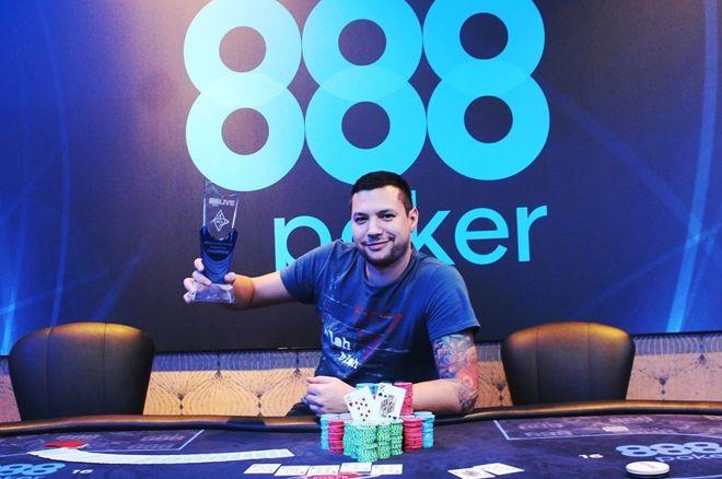Svetlin Ivanov Wins 888Poker London Live Opening Event for £16,440! 0001