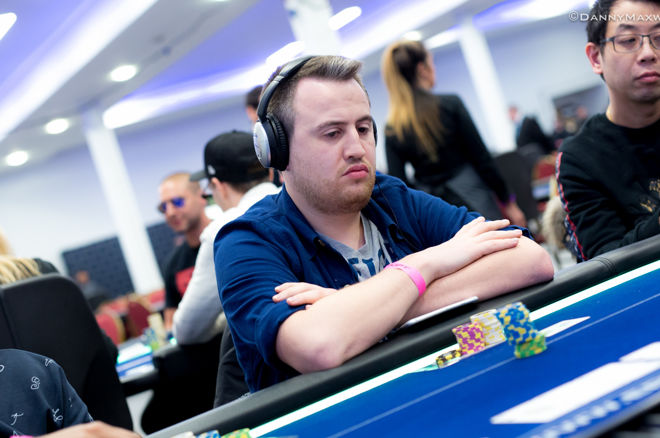 PokerNews Boulevard - Dietrich Fast chipleader bij laatste zes van €10.000 NLHE in Malta