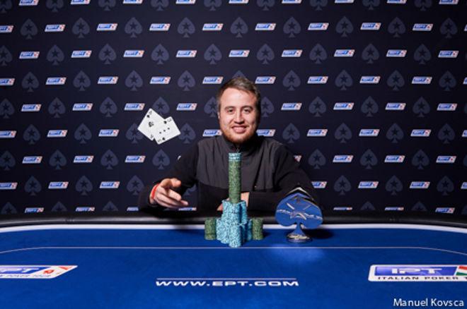 PokerNews Boulevard - Fast wint op dominante wijze €10.000 High Roller in Malta