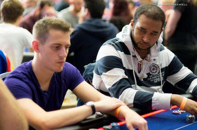 Ismael Bojang consigue la victoria en el Main Event del Italian Poker Tour por un premio de... 0001