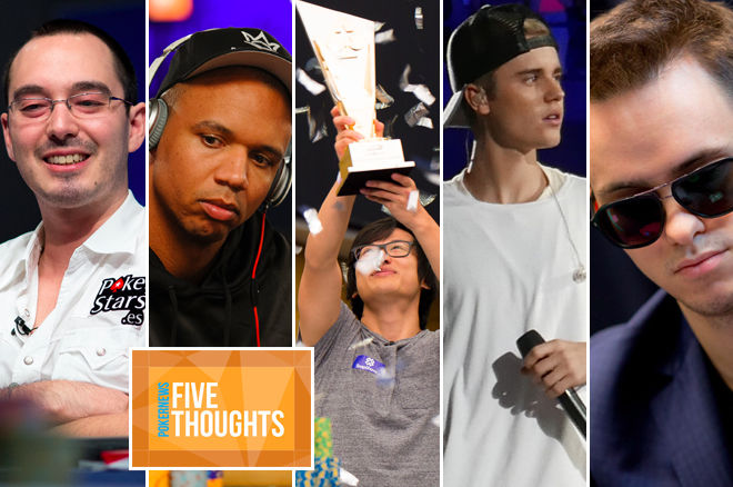 Five Thoughts: Kassouf's Fame, Ivey's Split Decision and Becoming a Belieber