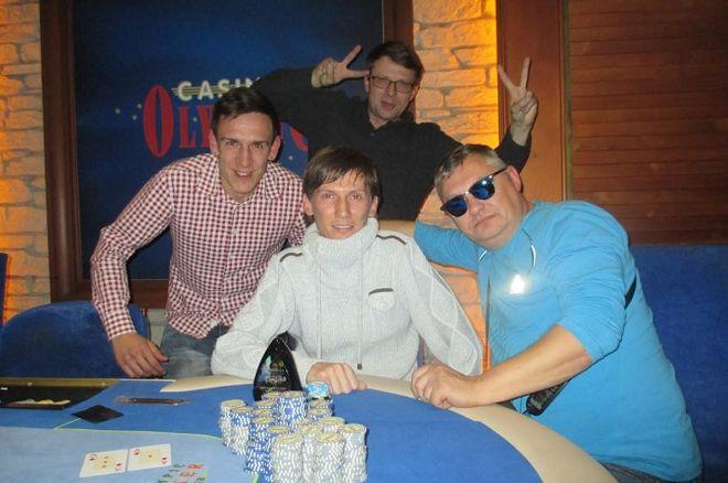 """""""Knockout Festival"""": tituluotus varžovus palaužęs Linas Jautakis tapo antrojo turnyro... 0001"""