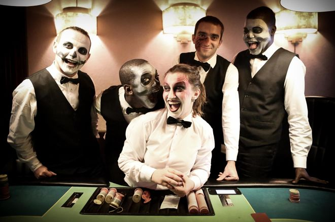 poker Halloween