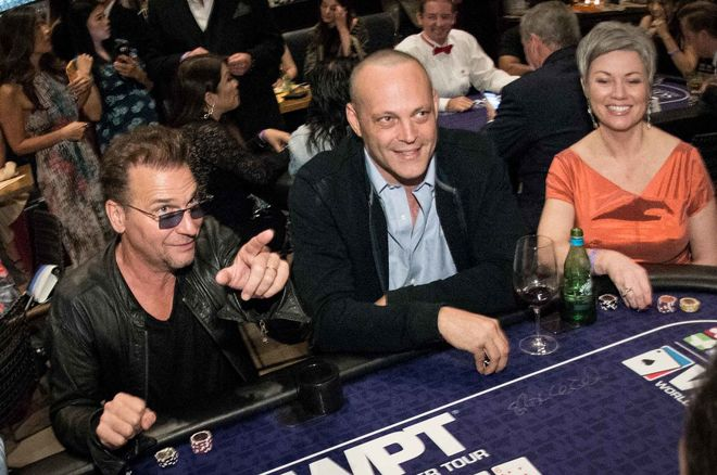 Vince Vaughn, Mel Gibson Among Celebrities Helping Raise Money at Charity WPT Event 0001