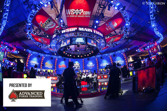 Simulating the November Nine, Advanced Poker Training