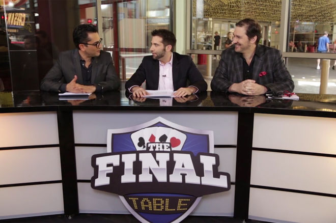 The Final Table Series: Antonio Esfandiari, Joe Stapleton and Phil Hellmuth
