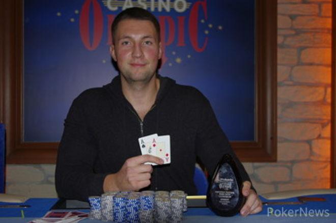"""""""PokerioMokykla.com Knockout Festival"""" laimėtoju pripažintas Vytautas Semaška 0001"""