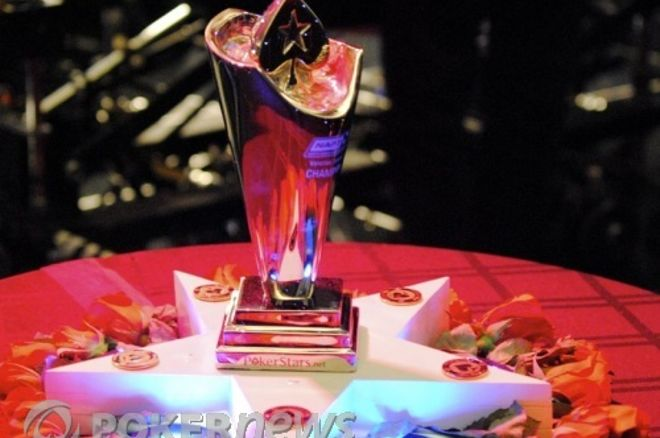North American Poker Tour trophy