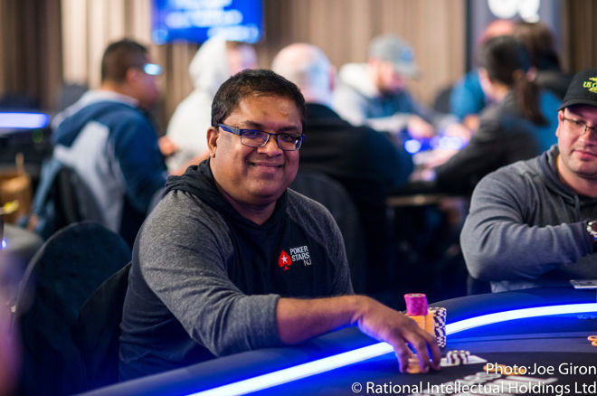 Team Pro Ramdin Enjoys Multi-Table Runs Online and Live at PokerStars Festival NJ 0001