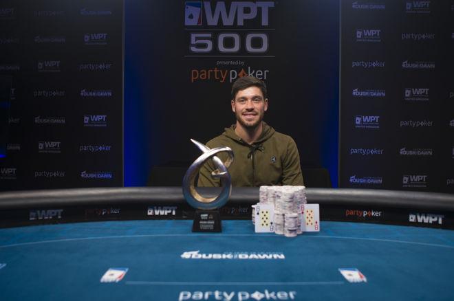 Ben Winsor: 2016 partypoker WPT500 UK champion