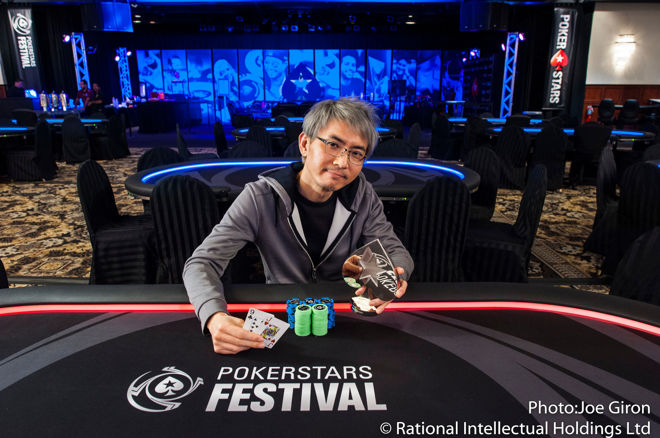 PokerStars Festival NJ: Oh Wins The Cup, Ramdin Multi-tables, Moneymaker Dominates 0001
