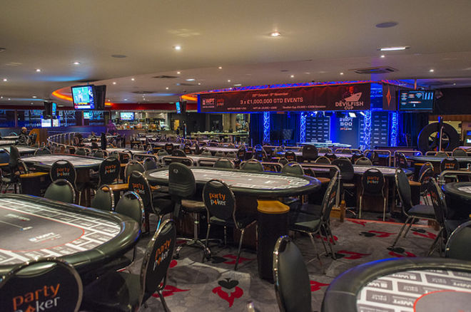 2016 partypoker WPT UK