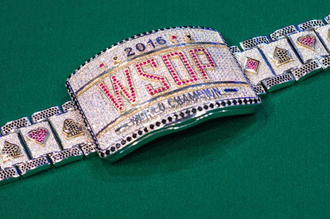 2016 WSOP bracelet