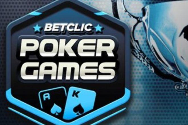 Le calendrier complet des iPoker Games qui se dérouleront sur Unibet et BetClic du 6 au 13 novembre 0001