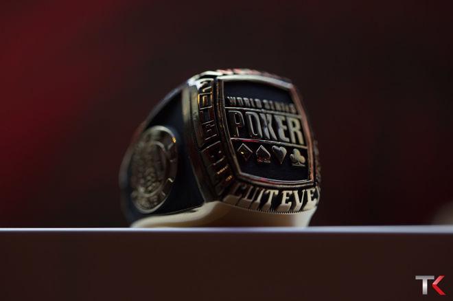 WSOP Caribbean ring