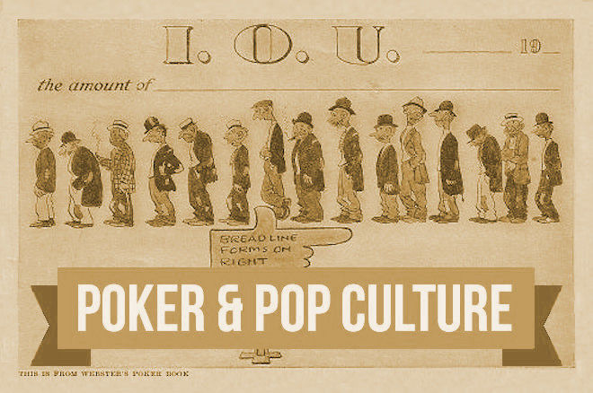 Poker & Pop Culture: Webster's Poker Book