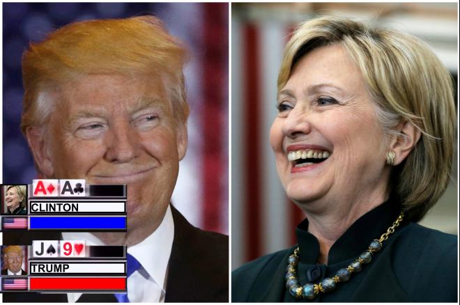 Hillary sa AA Ipak Izgubila! 0001