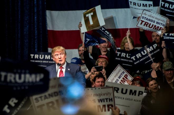 Donald Trump in Nevada