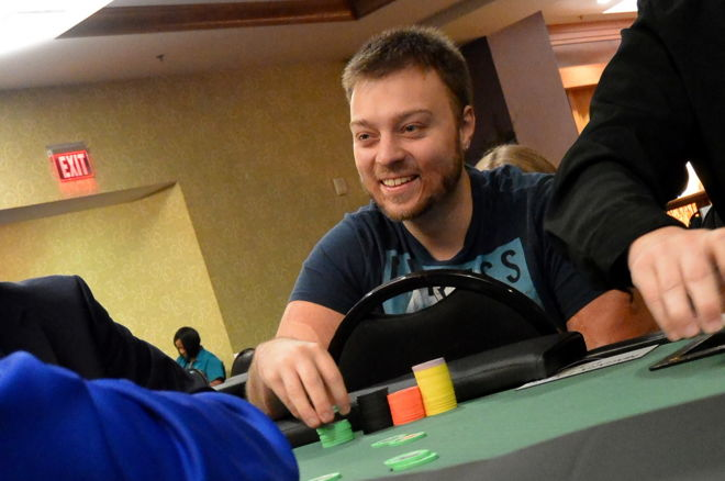 Jeffrey Hobrecker Leads Heading to Day 2 of the Seneca Fall Poker Classic Main Event 0001
