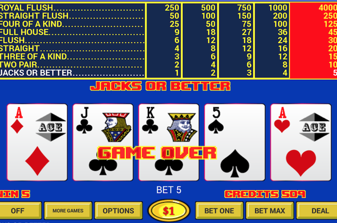 Video poker programming russian roulette by rihanna lyrics
