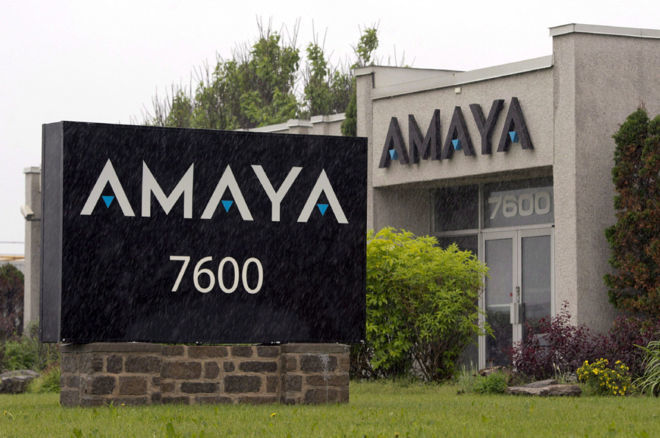 офис Amaya Inc.