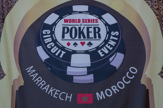 WSOP Circuit Marrakech
