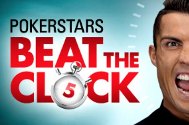 "PokerStars' ""Beat the Clock"""
