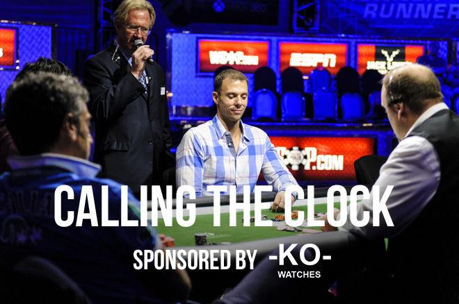 Matt Berkey Calling the Clock