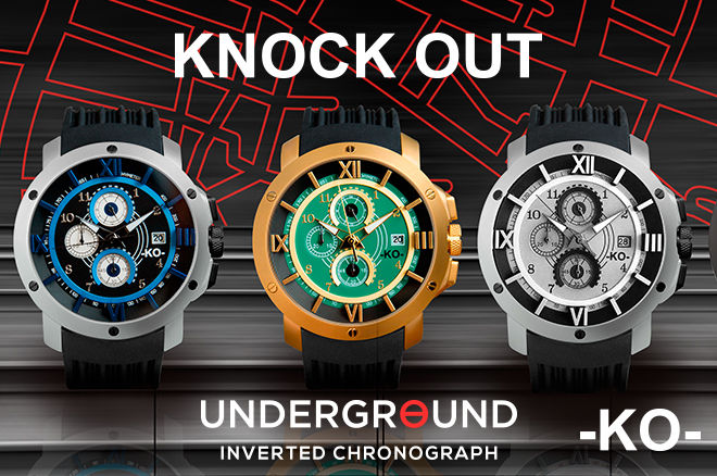 Knock Out Watches