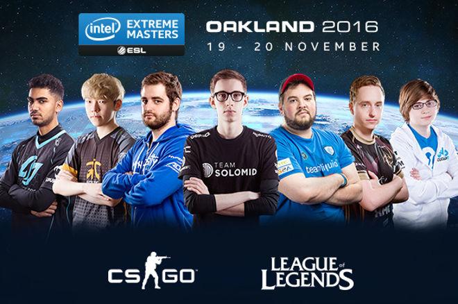 2016 Intel Extreme Masters