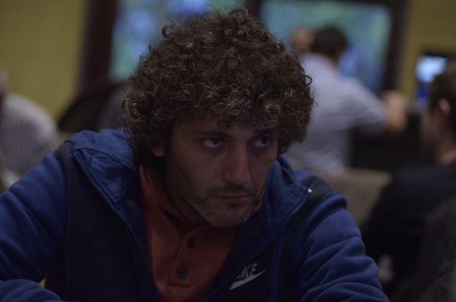 Alfredo Badolato se coloca líder tras dominar el Día 1b del Main Event de la Gran Final... 0001