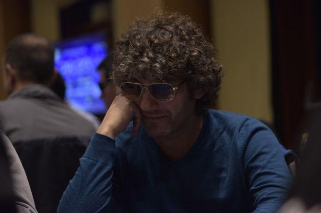 Alfredo Badolato repite liderato tras el Día 2 y tiene más cerca la victoria en la Gran... 0001