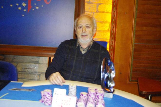 """""""Winter Festival"""" pagrindinį turnyrą laimėjo G.Rudnikas, kelialapį į """"Kings of... 0001"""
