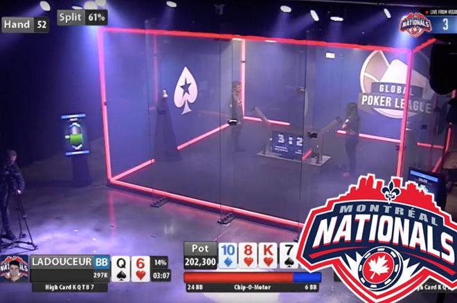 Global Poker League Playoffs