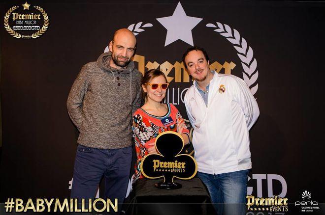 Miroslav Opojevlić Osvojio Treće Mesto na Baby Million Main Eventu 0001