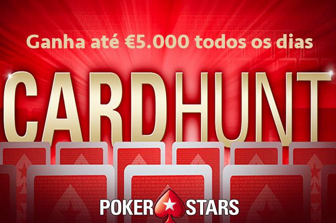 card hunt pokerstars