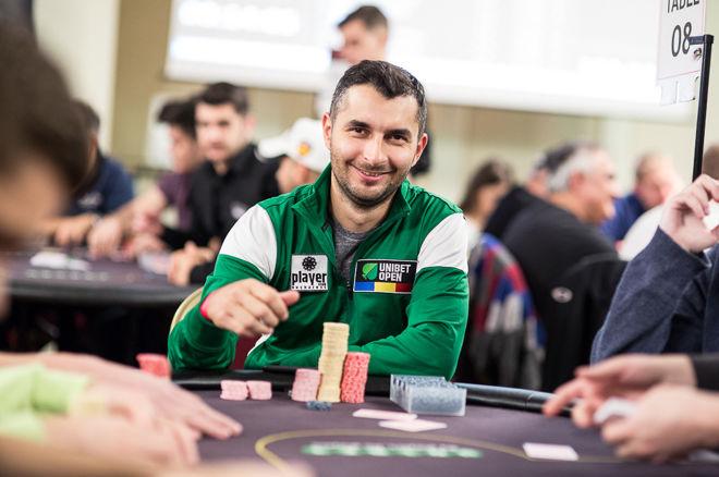 Unibet Open Bucharest Eli Heath Leads Final 15 Dan Murariu Gunning