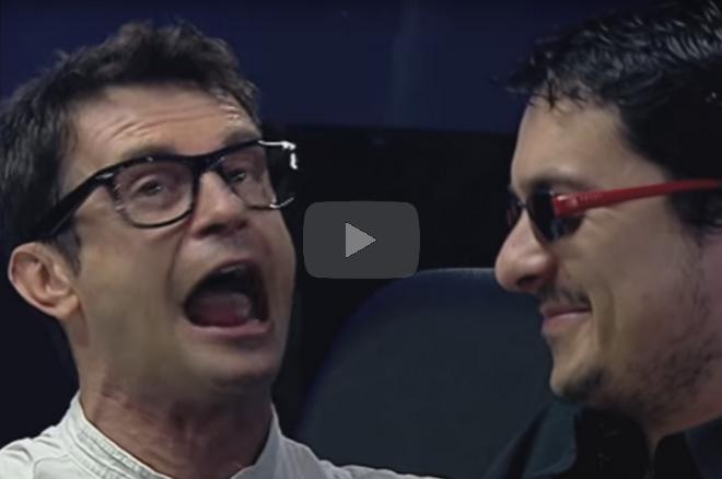 VIDEO: Luca Pagano vs šílenec, uhráli byste to? 0001