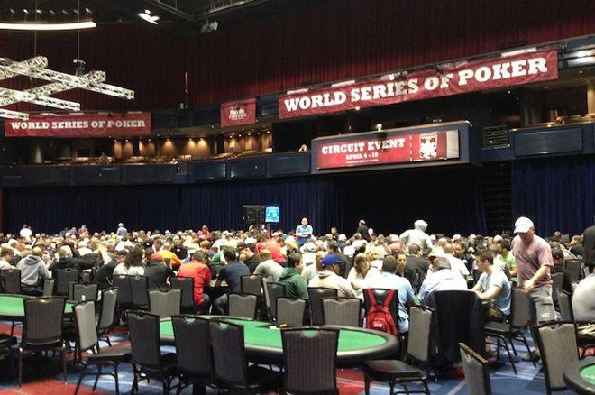WSOP Circuit at Harrah's Cherokee