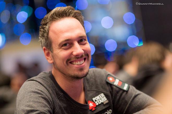 PokerNews Boulevard - Lex Veldhuis foldt pocket azen & Stars organiseert MicroMillions Marathon
