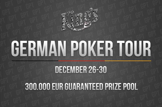 King's Casino German Poker Tour