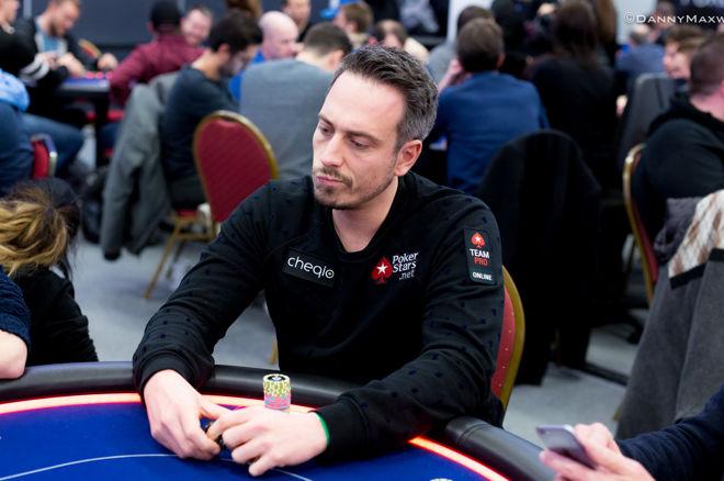 PokerNews Boulevard - Lex Veldhuis nieuwe ambassadeur van Open Nederlands Kampioenschap Poker
