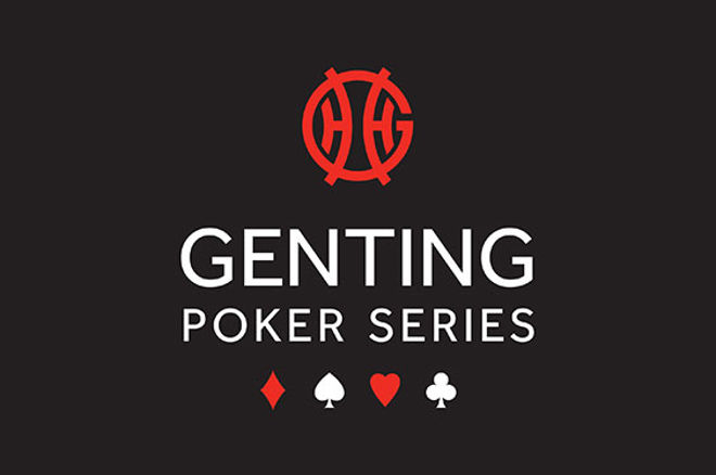 2017 Genting Poker Series