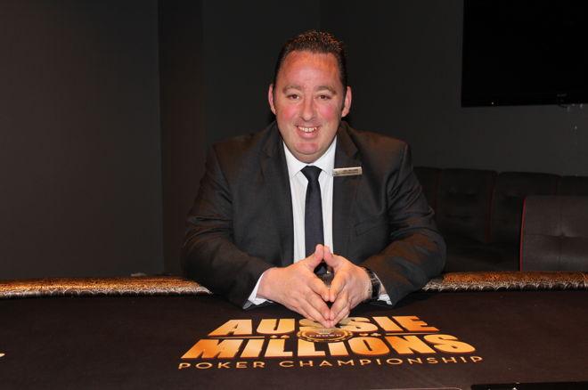 Aussie Millions' Joel Williams