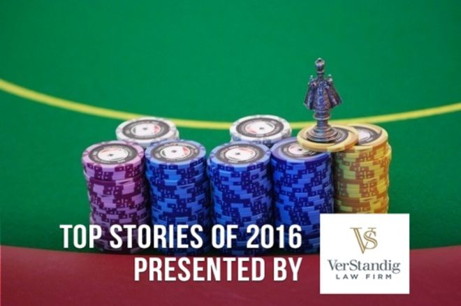 Online Gaming Consolidation Top Story 2016