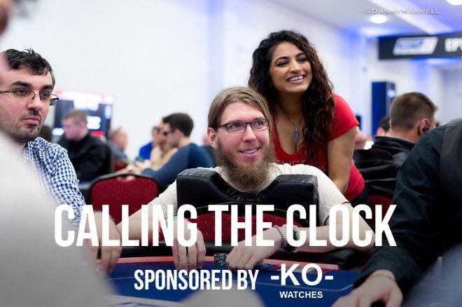Andrew Lichtenberger Calling the Clock