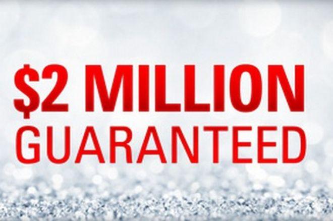 Monday Million с $2 милиона гарантирани тази вечер ot 21:00 в... 0001